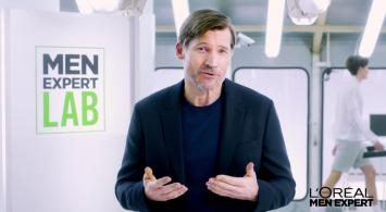 Men Expert - Pure Charcoal Clay Mask ft. Nikolaj Coster-Waldau